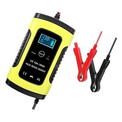 Car Battery Charger 6 Amp 12V Fully Automatic Battery Maintainer for Car Truck Car Battery Charger Set