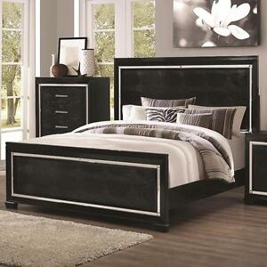 HUGE DISCOUNT ON DISCONTINUED FURNITURE-Limited Quantities - Until supply lasts -King OR Queen Bed