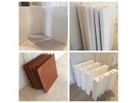 GIK Acoustic Sound Panels (Complete Set)