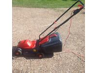 Sovereign electric rotary lawnmower