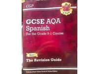 GCSE AQA Spanish 9-1 Revision Guide