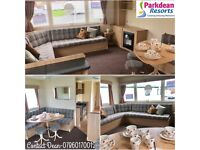 Static Caravan For Sale SITE FEES INCLUDED UNTIL 2019 Sea Views 4 Star 12 Month Park North West