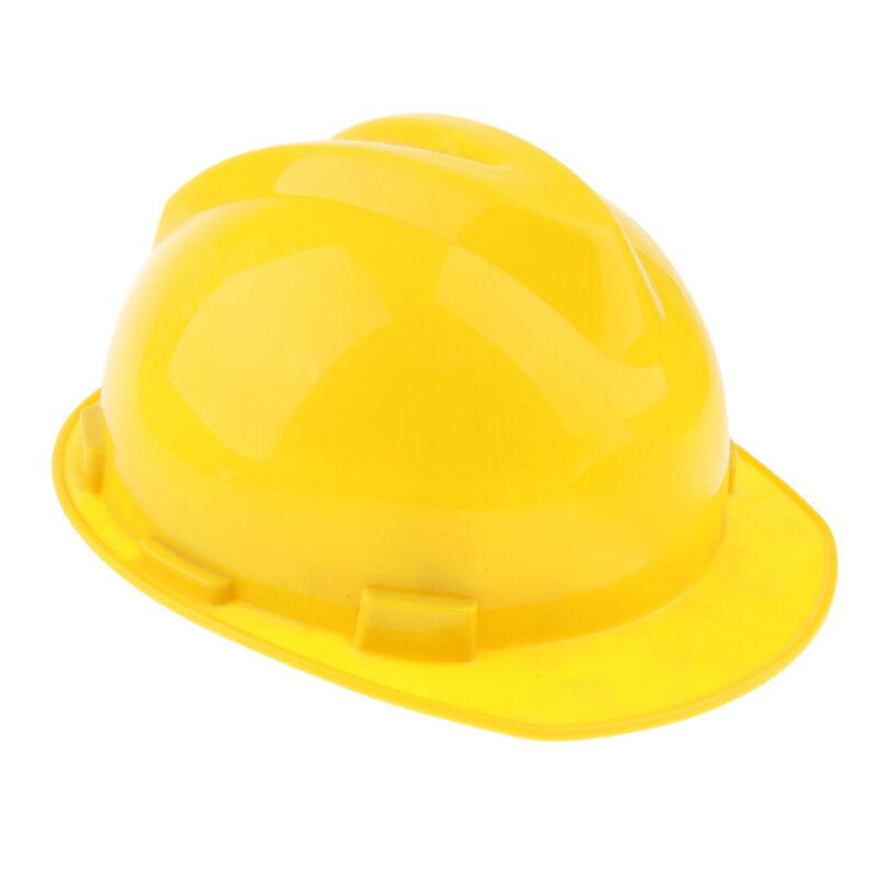 12-Inch Safety Helmet Working Cap Head Protective Hard Hat Bump Cap -Yellow