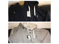 Men's Ralph Lauren Tracksuit - Navy / Grey - Hoodies and Joggers S-XL
