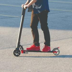 Electric scooter - best way to commute short distance. Best portable fold able scooter in the market.