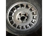 Mk2 Ford Granada alloy wheel