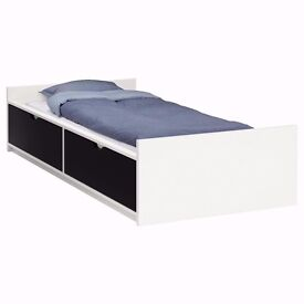 Single Bed Base in pristine Condition. Bought January this year - without mattress