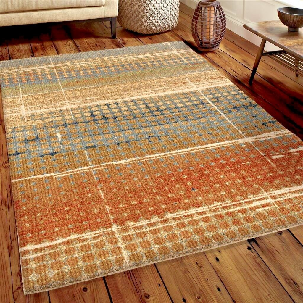 Details about RUGS AREA RUGS 8x10 RUG CARPETS BIG PLUSH MODERN LIVING ROOM  FLOOR COOL 5x7 RUGS