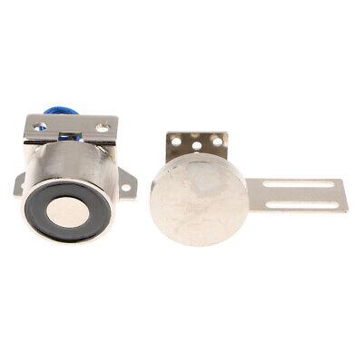 Dc 12v 110lb Holding Force Electric Magnetic Lock For Electromagnetic Door