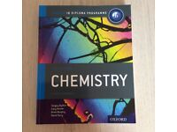 IB Chemistry Course Companion Textbook latest edition (Higher and Standard level)