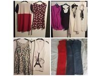 Womans clothes (10/12) and shoes river island new look etc