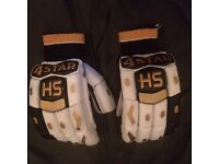 HS CRICKET BATTING GLOVES R/H BRAND NEW