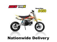 KURZ TMX 125cc Off Road Pit Bike 74cm Seat Height Pitbike, Not Road Legal, Nationwide Delivery £99