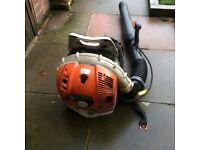 Stihl BR600 backpack blower