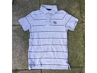 Tommy Hilfiger grey polo shirt size small
