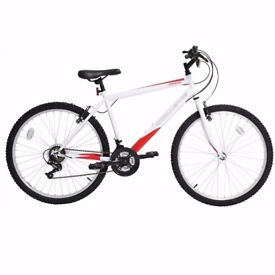 """NEW IN BOX CHALLENGE CONQUER 26"""" MOUNTAIN BIKE ARGOS RRP £99 OUR PRICE £69.99"""