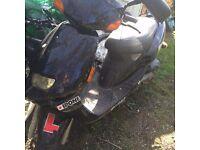 SYMJET Basix 50cc Scooter