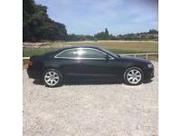 Audi A5 2.7 tdi auto black