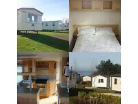 3 Bedroom Caravan for hire / rental Craig Tara *Remaining September Dates £100*