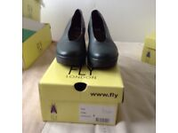 Ladies FLY LONDON shoes size 5