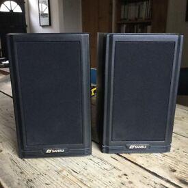 SANSUI speakers SP-X111K