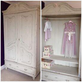 Beautiful old Armoire/Wardrobe
