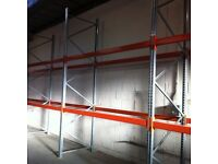 DEXION P90 HEAVY DUTY INDUSTRIAL COMMERCIAL WAREHOUSE GALVANISED PALLET RACKING BAY