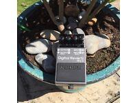 BOSS RV-5 Djgital Reverb pedal