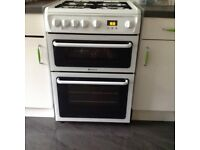 HOTPOINT GAS COOKER WITH GRILL , COLLECT VAUXHALL SE11