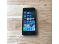 IPhone 5s 16gb Space Grey Unlocked A+