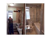 Renovation, Refurbishment, Carpenter, Plumber, Tiler, Loft, Extension.