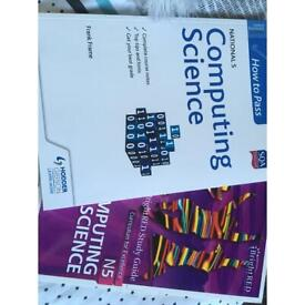 National 5 Computing Science Study Guides