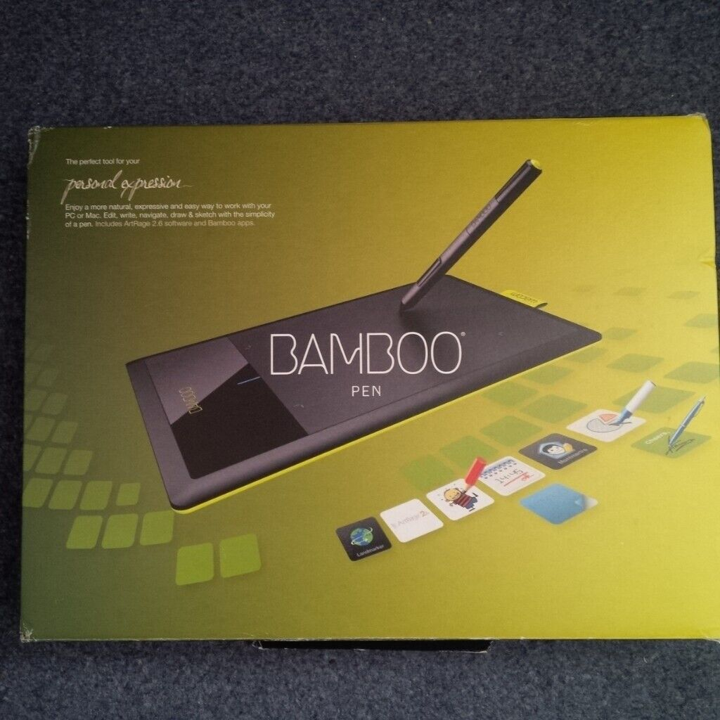 Wacom Bamboo Pen Graphics Tablet | in Bradford, West Yorkshire | Gumtree