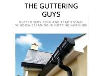 £10 p/h basic + bonuses Window Cleaning and Gutter Clearing Canvasser