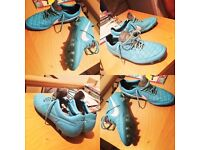 Football boots , firm ground, Nike ID Tiempos