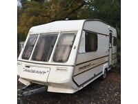 Bailey pageant 1994 2 berth in good condition