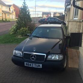 Mercedes Benz c class c220 diesiel
