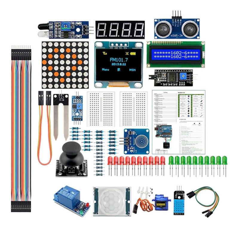87 In 1 Sensors Modules Starter Kit Sensor Module For Uno R3 Mega2560 Module