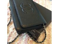 Auth Chanel Woc with chain