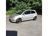 Ford Fiesta ST '07 Devon Vehicle Salvage damaged salvage spares repair project race rally