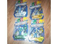 Thunderbird figures Brand new ad sealed