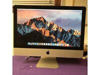 Late 2013 21.5 Full HD Apple iMac i5 2.7ghz 8GB RAM 1TB HDD iRis Pro GPU AST64