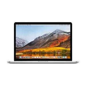 "Apple MacBook Pro 15.4"" Laptop w/ Retina (Intel Core i7/2.2GHz/256GB SSD/16GB RAM)- Silver - English"