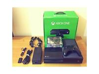 Xbox One 500GB + 5 Games + 1 Controller (Testing Is Welcome) Boxed