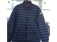Abercrombie and Fitch Black jacket