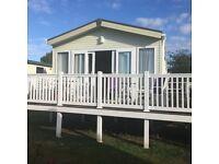 Pemberton park lane vista 2 bed caravan. Rockley Park. Poole. Dorset