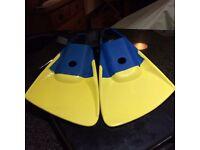 Bodyboard fins size 4/5