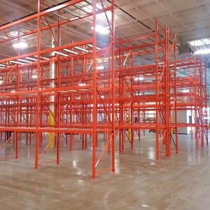 New Pallet Racking And Wire Mesh Decking / Industrial Shelving / Cantilever / Supply / Delivery /  Installations / Moves