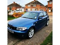 BMW 1Series 54 Reg 118d **LOW MILEAGE** PRICED TO SELL** Rock Bottom Price **