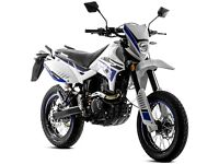 Lexmoto Adrenaline 125cc - 2 Year Parts Warranty - Finance Available T&C's Apply.